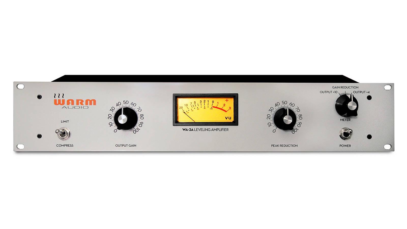 Warm Audio WA-2A Röhren Optokompressor