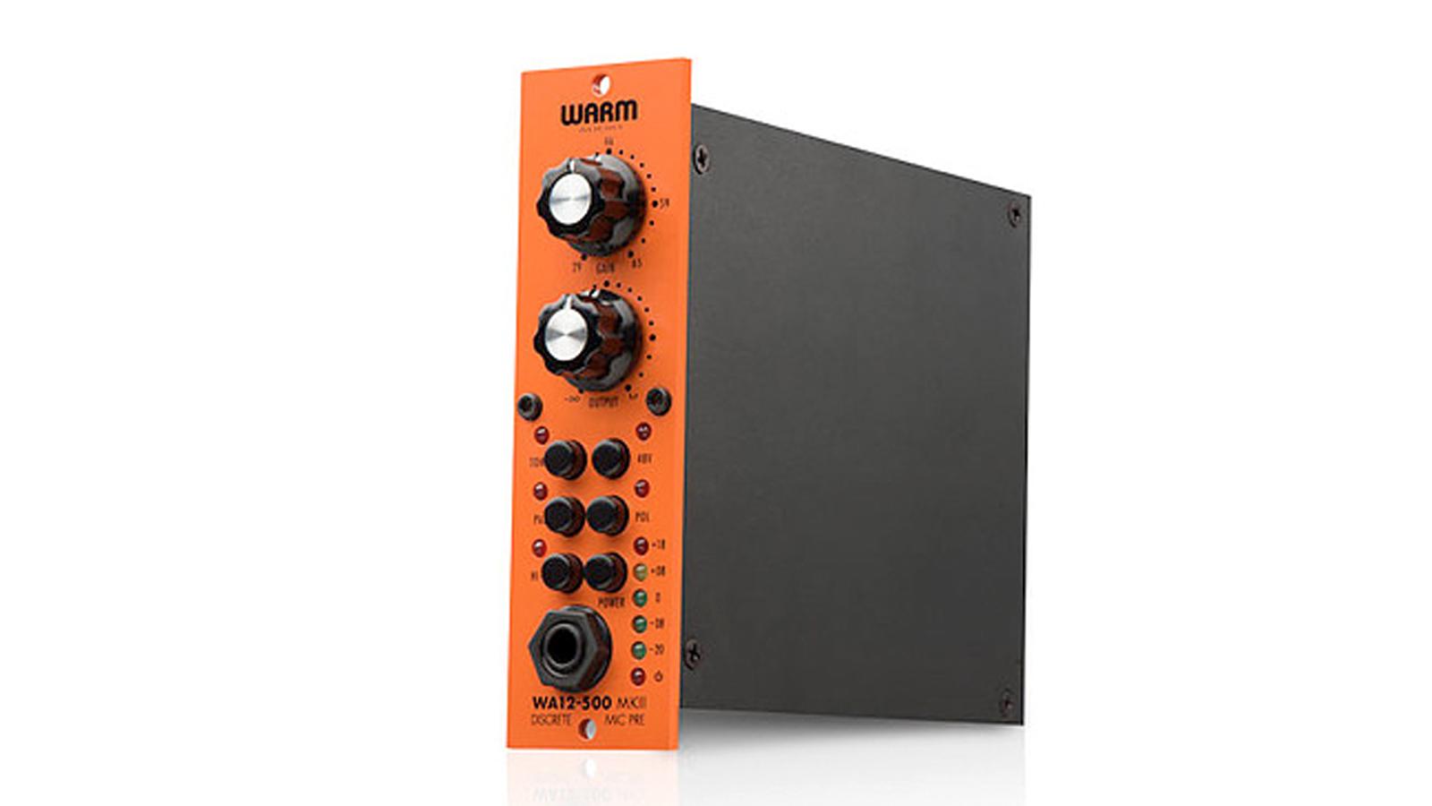 Warm Audio WA 12 MKII 500 Mikrofon Vorverstärker