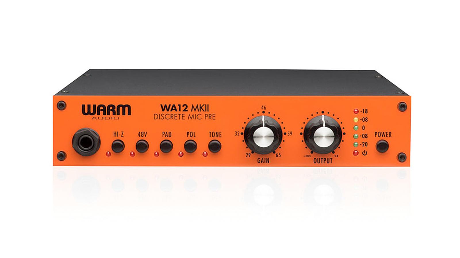 Warm Audio WA12 MKII Mikrofon Vorverstärker