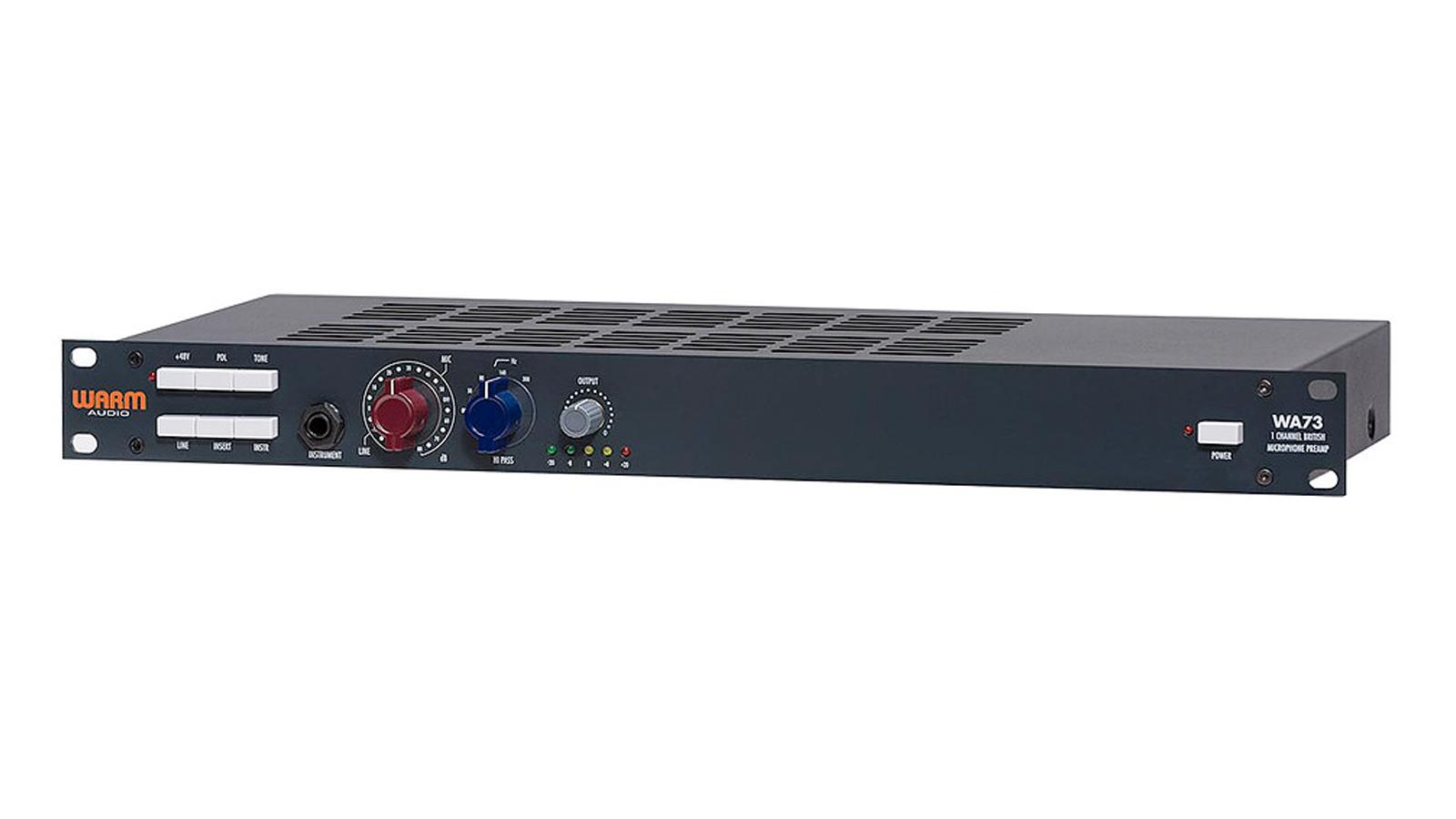 Warm Audio WA73 1-Kanal Vorverstärker