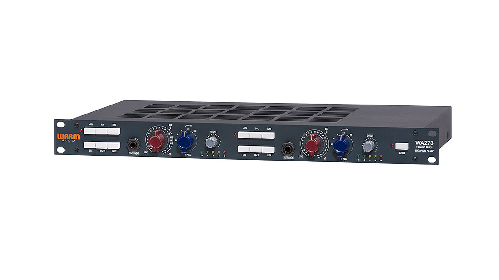 Warm Audio WA273 2-Kanal Vorverstärker