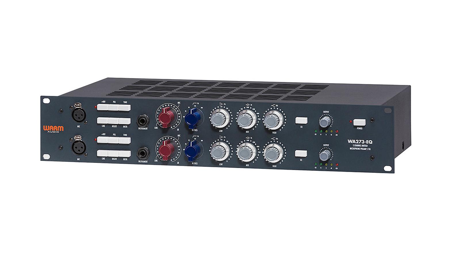 Warm Audio WA273-EQ 2-Kanal Vorverstärker