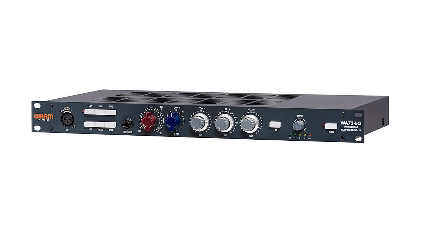 Warm Audio WA73-EQ 1-Kanal Vorverstärker