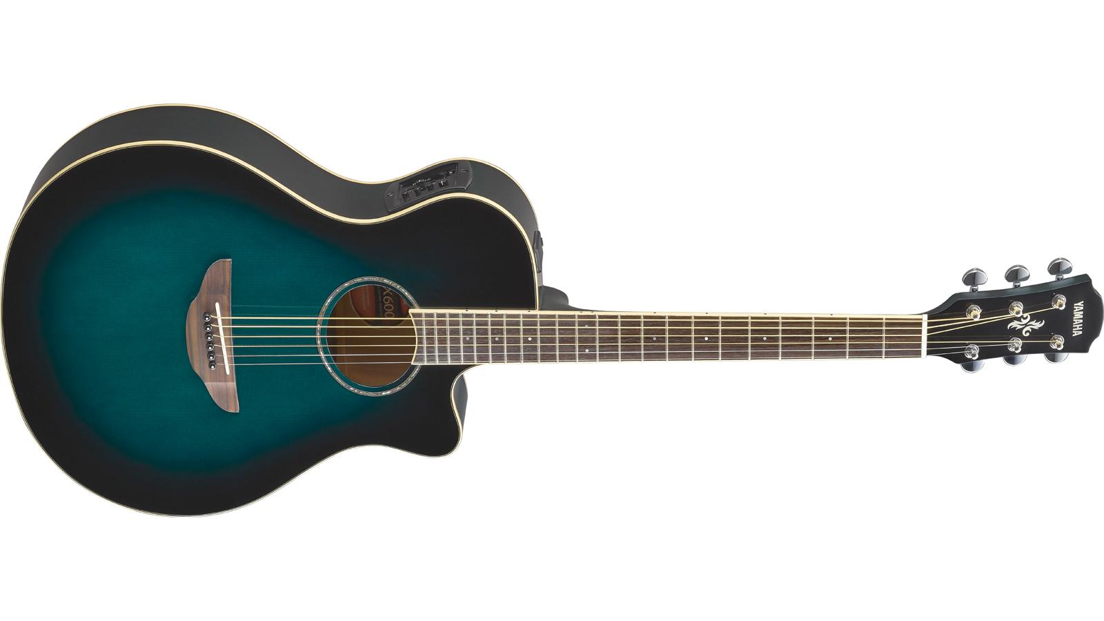 Yamaha APX600 OBL Westerngitarre