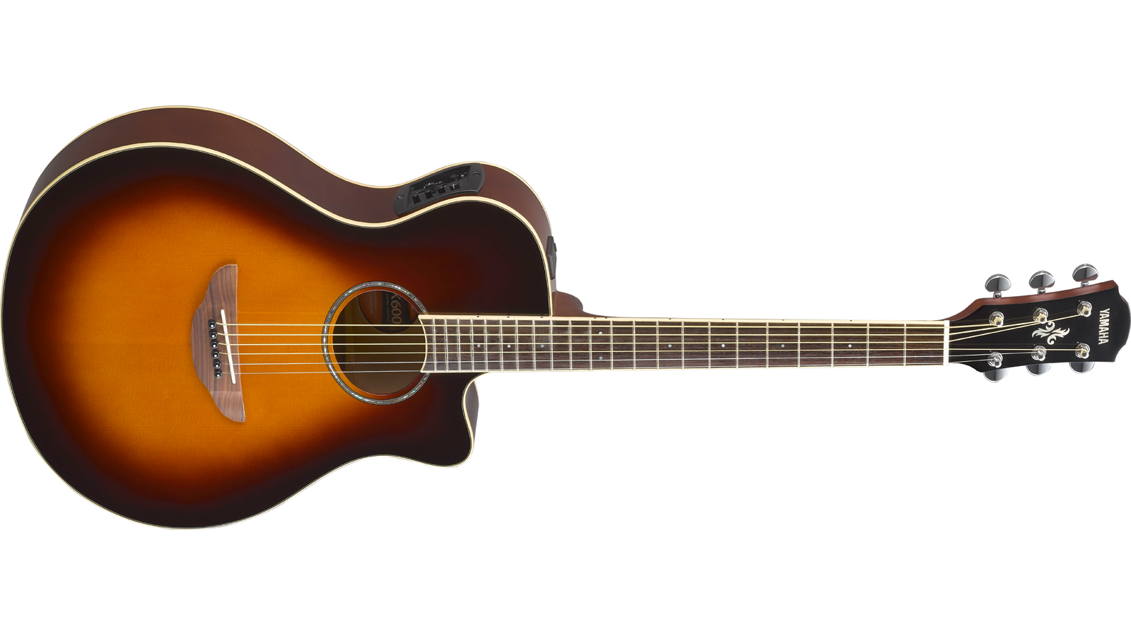Yamaha APX600 OVS Westerngitarre