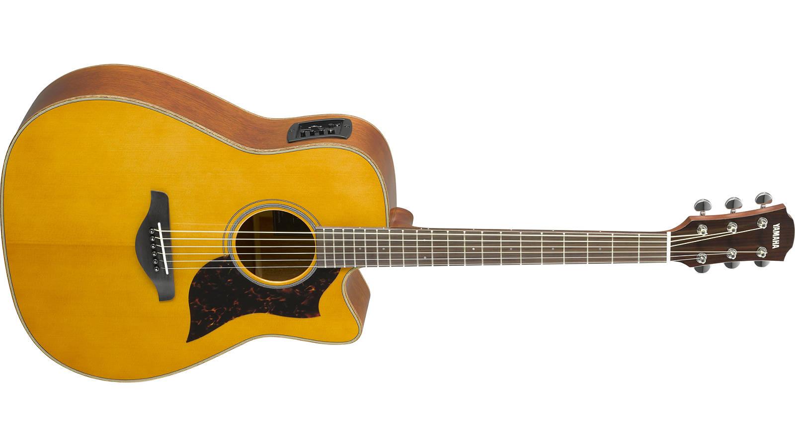 Yamaha A1M (2017-) Westerngitarre Vintage Natural