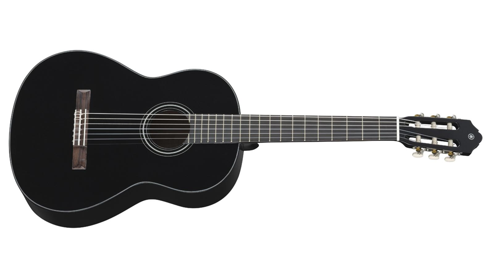 Yamaha C-40 II Black Konzertgitarre limited
