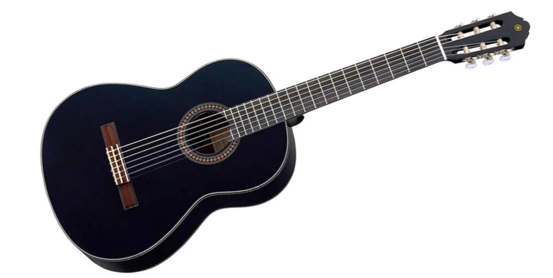 Yamaha CG142S Klassikgitarre schwarz