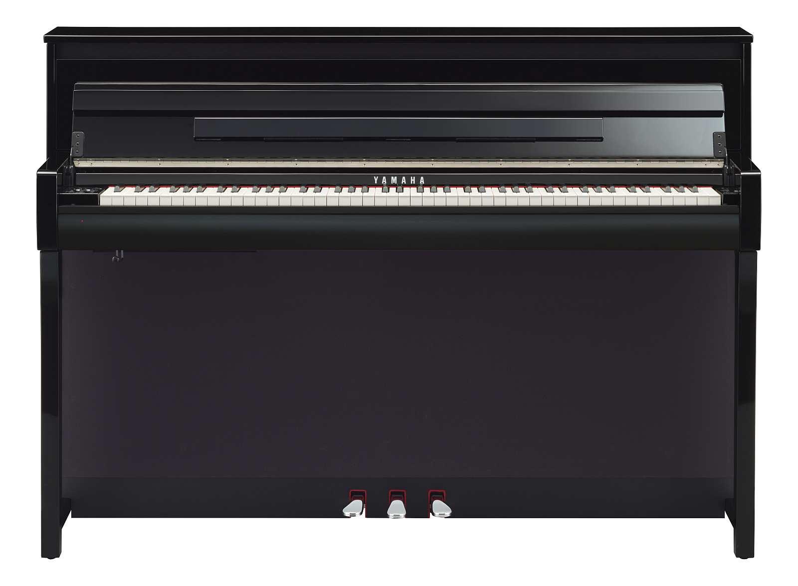 Yamaha CLP-685 PE Digitalpiano inkl. Aufbau