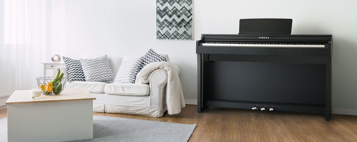 Yamaha Clavinova Piano Review
