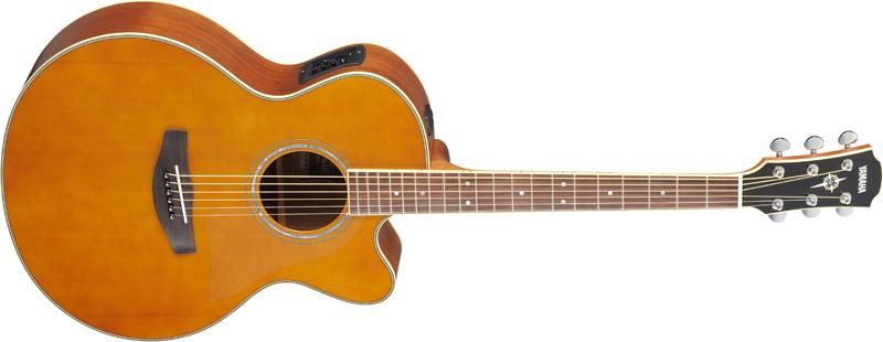 Yamaha CPX-700 II T Westerngitarre
