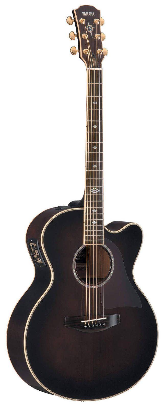 yamaha cpx 900 mbl elektro akustik gitarre. Black Bedroom Furniture Sets. Home Design Ideas