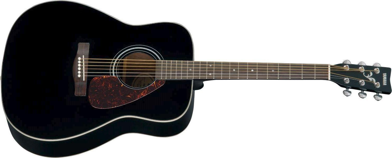 Yamaha F-370 BK Akustik Gitarre Dreadnought