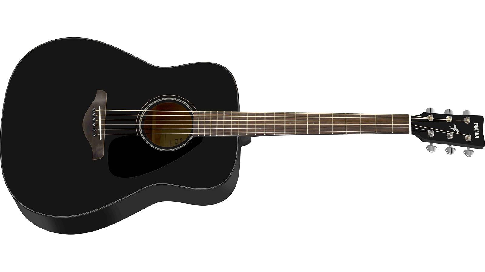 Yamaha FG800 BL Westerngitarre Black