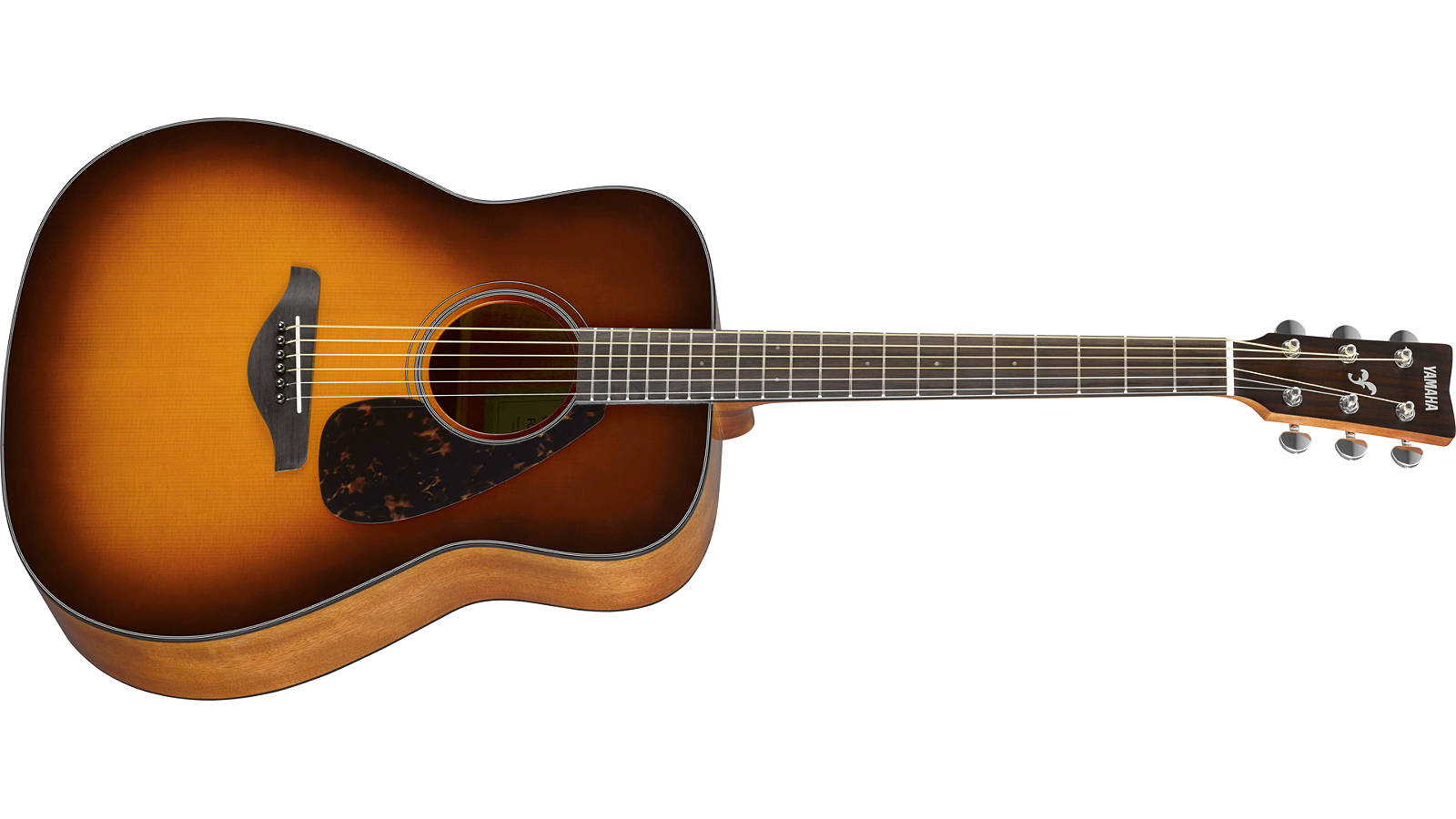 Yamaha FG800 BS Westerngitarre Brown Sunburst