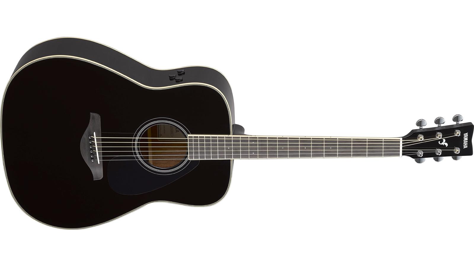 Yamaha FG-TA BL Westerngitarre