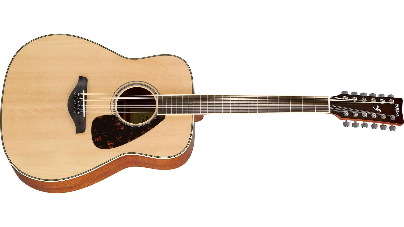 Yamaha FG820-12 NT Westerngitarre Natural