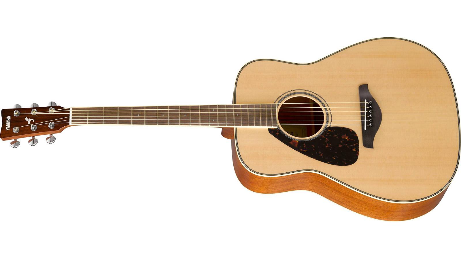 Yamaha FG820L NT Westerngitarre Lefthand Natural