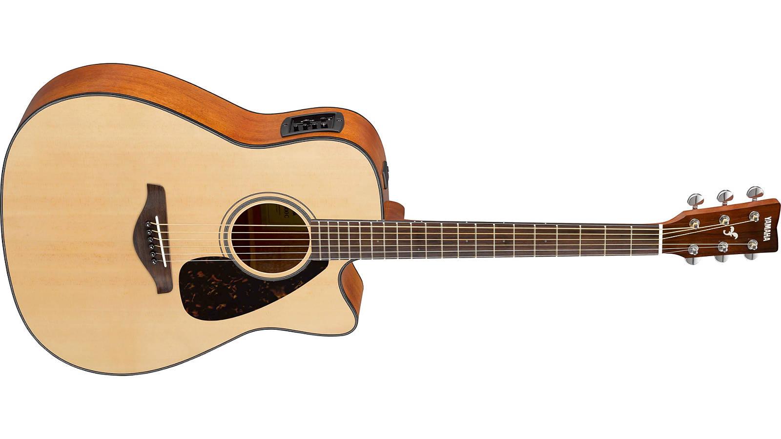 Yamaha FGX800C NT Westerngitarre Natur