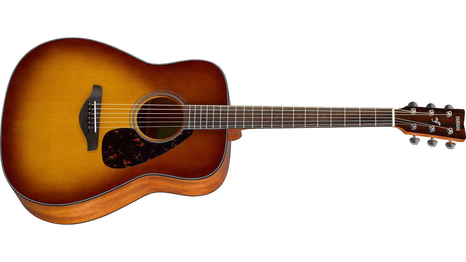 Yamaha FG800 SDB Westerngitarre Sand Burst