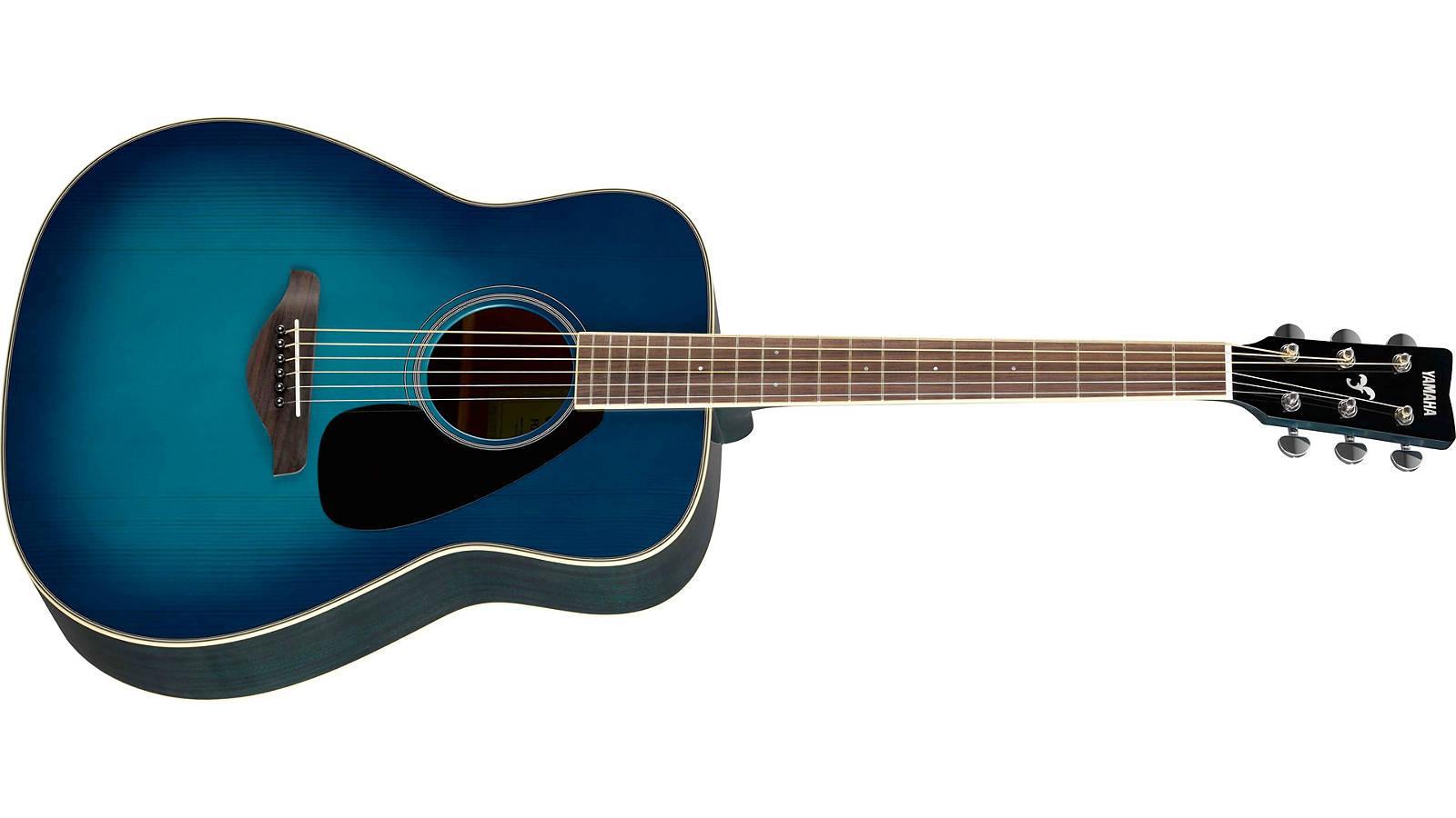 Yamaha FG820 SB Westerngitarre Sunset Blue