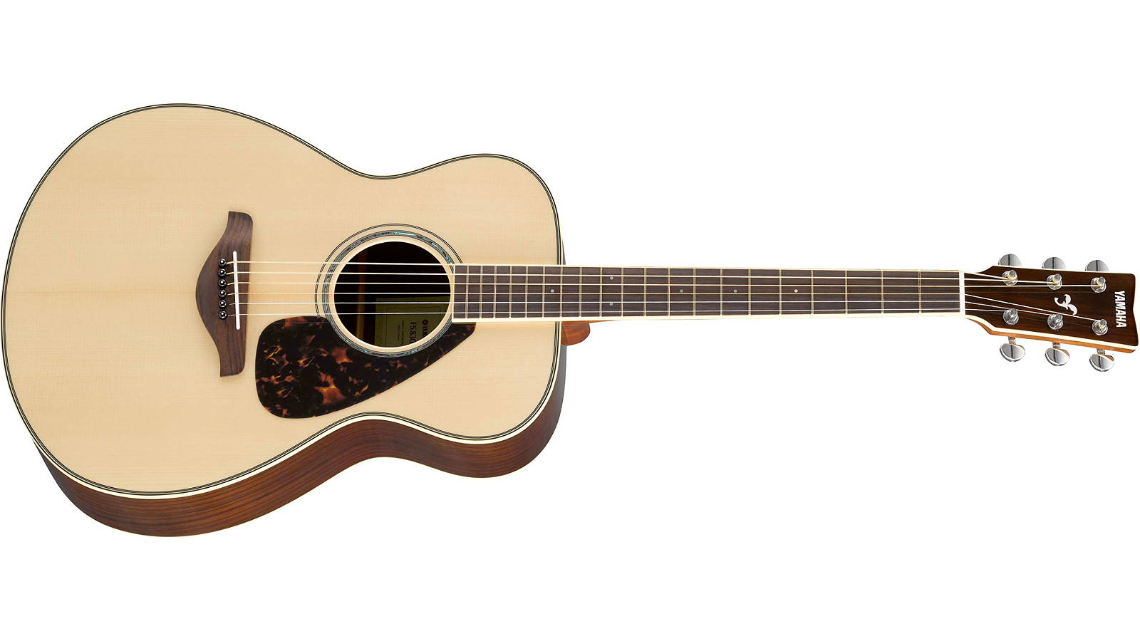 Yamaha FS830 NT Westerngitarre Natur