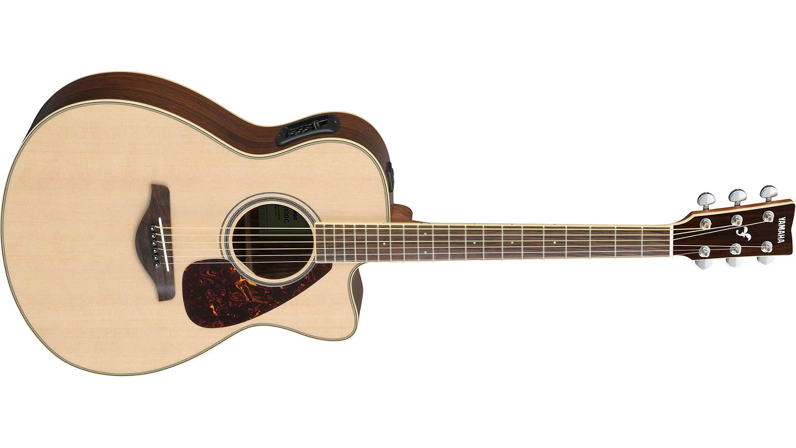 Yamaha FSX830C NT Westerngitarre Natur
