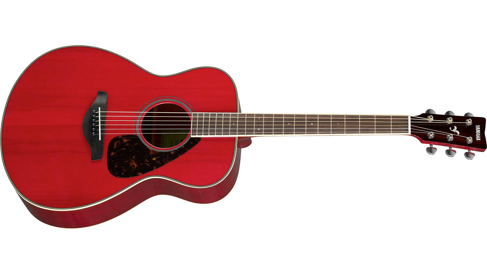 Yamaha FS820 RR Westerngitarre Ruby Red