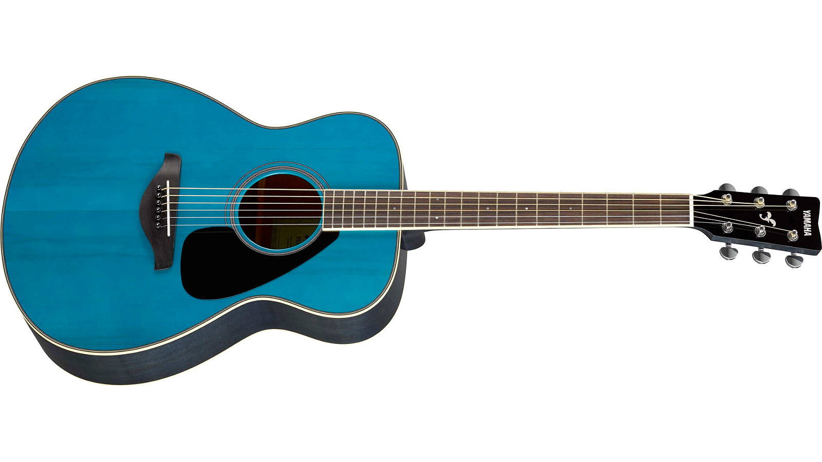 Yamaha FS820 TQ Westerngitarre Turquoise