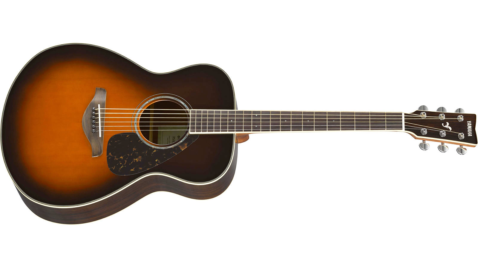 Yamaha FS830 TBS Westerngitarre Tobacco Brown Sunburst