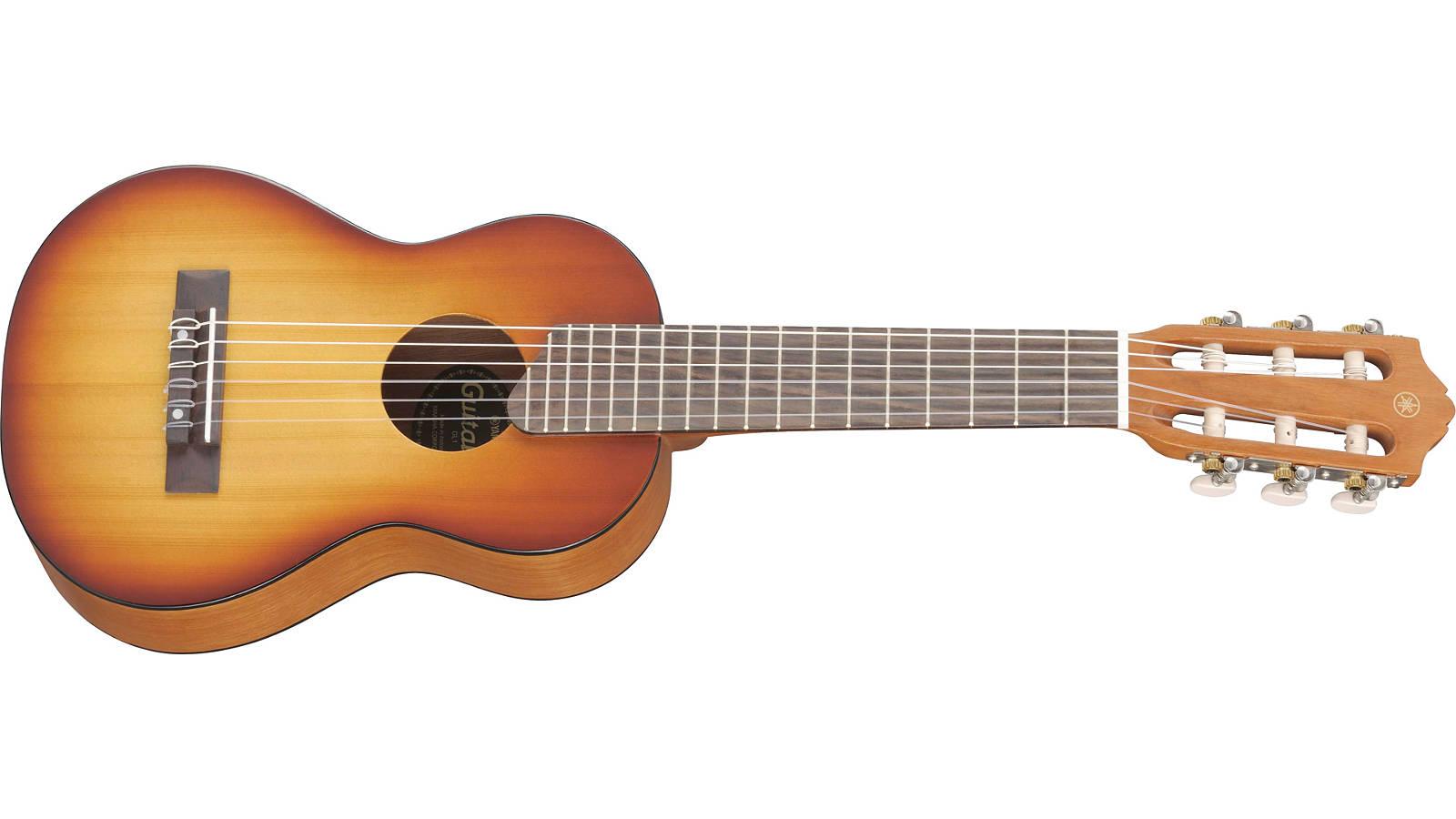 Yamaha GL-1 TBS Guitalele Mini-Gitarre TSB