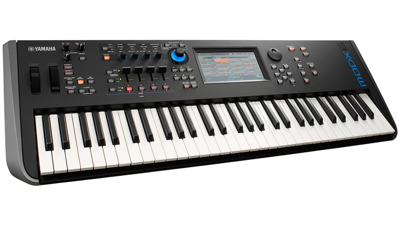 Yamaha MODX6 Synthesizer 61 Tasten