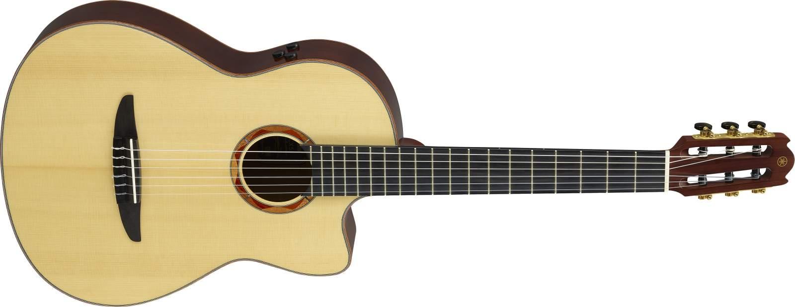 Yamaha NCX5 Konzertgitarre natur
