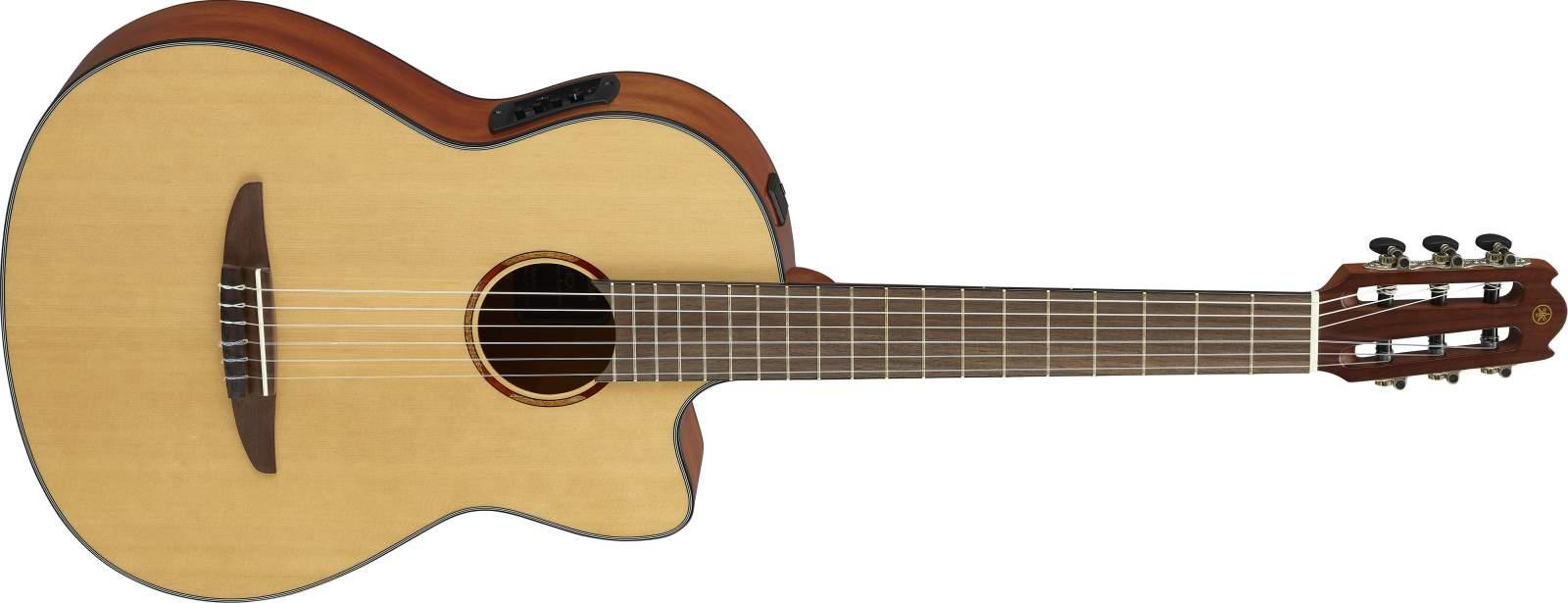 Yamaha NCX1 Konzertgitarre natur