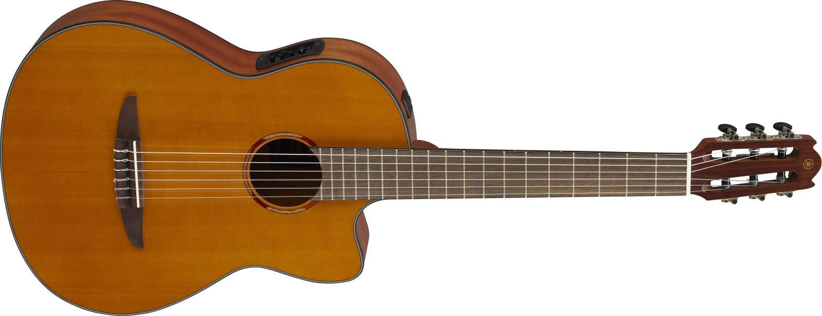 Yamaha NCX1C Konzertgitarre natur