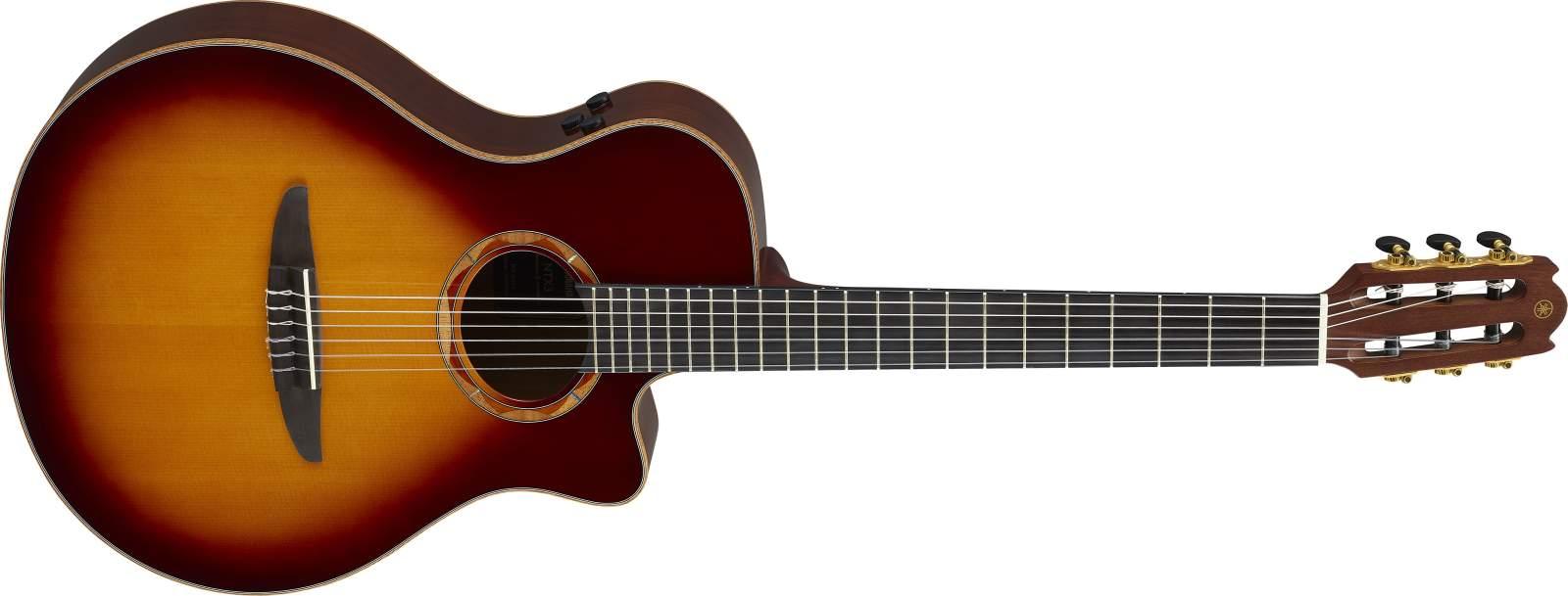 Yamaha NTX3BS Konzertgitarre sunburst
