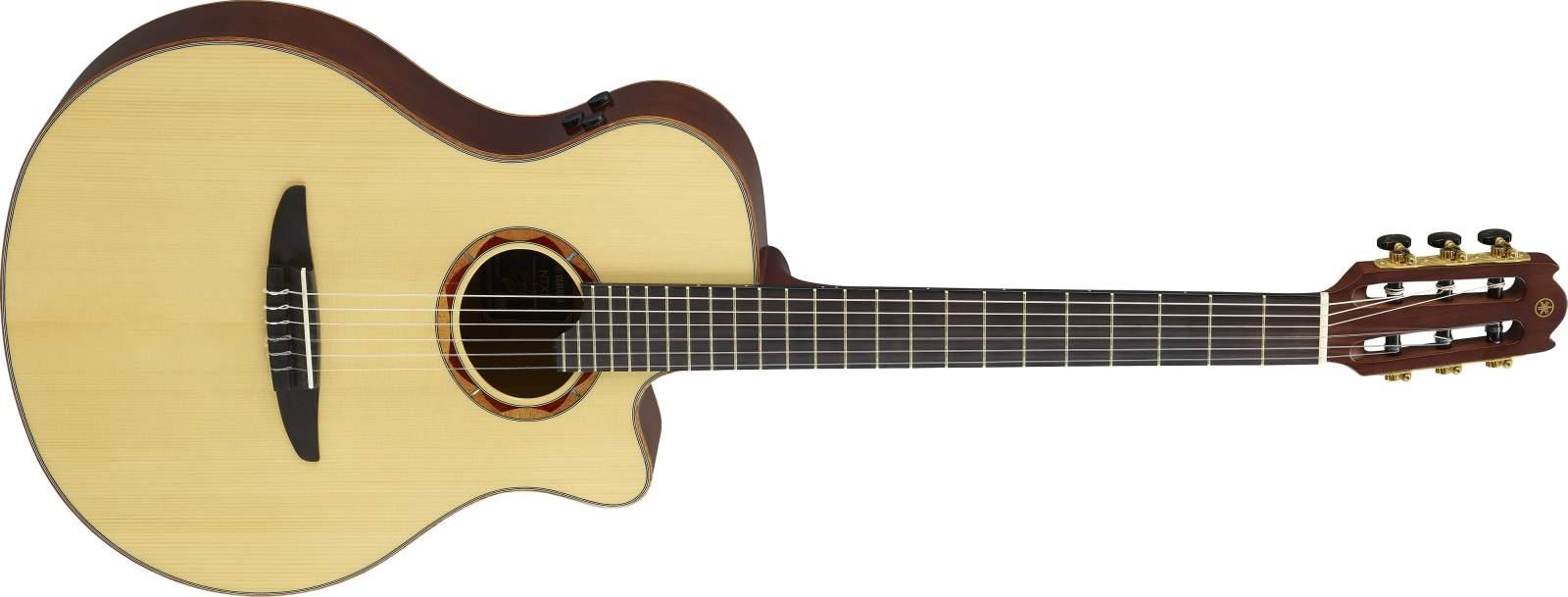 Yamaha NTX5 Konzertgitarre natur