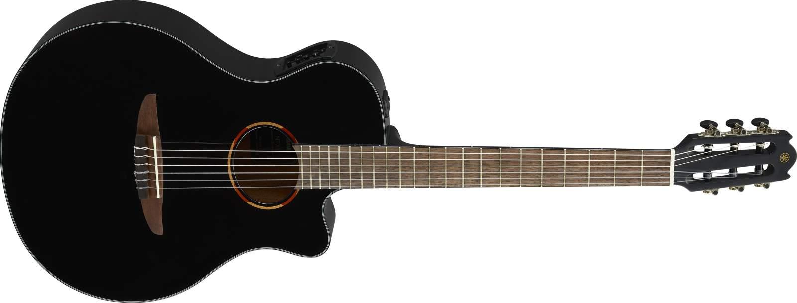 Yamaha NTX1BL Konzertgitarre black