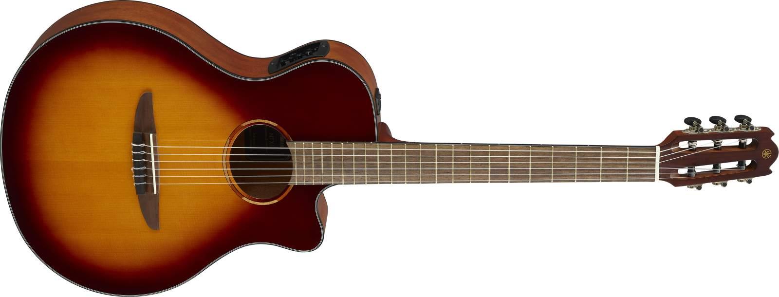Yamaha NTX1BS Konzertgitarre sunburst