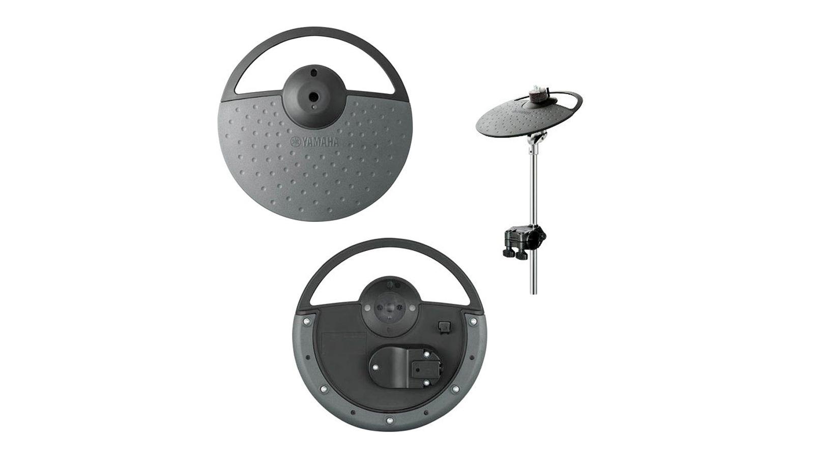 Yamaha PCY90AT Becken mit Halterung