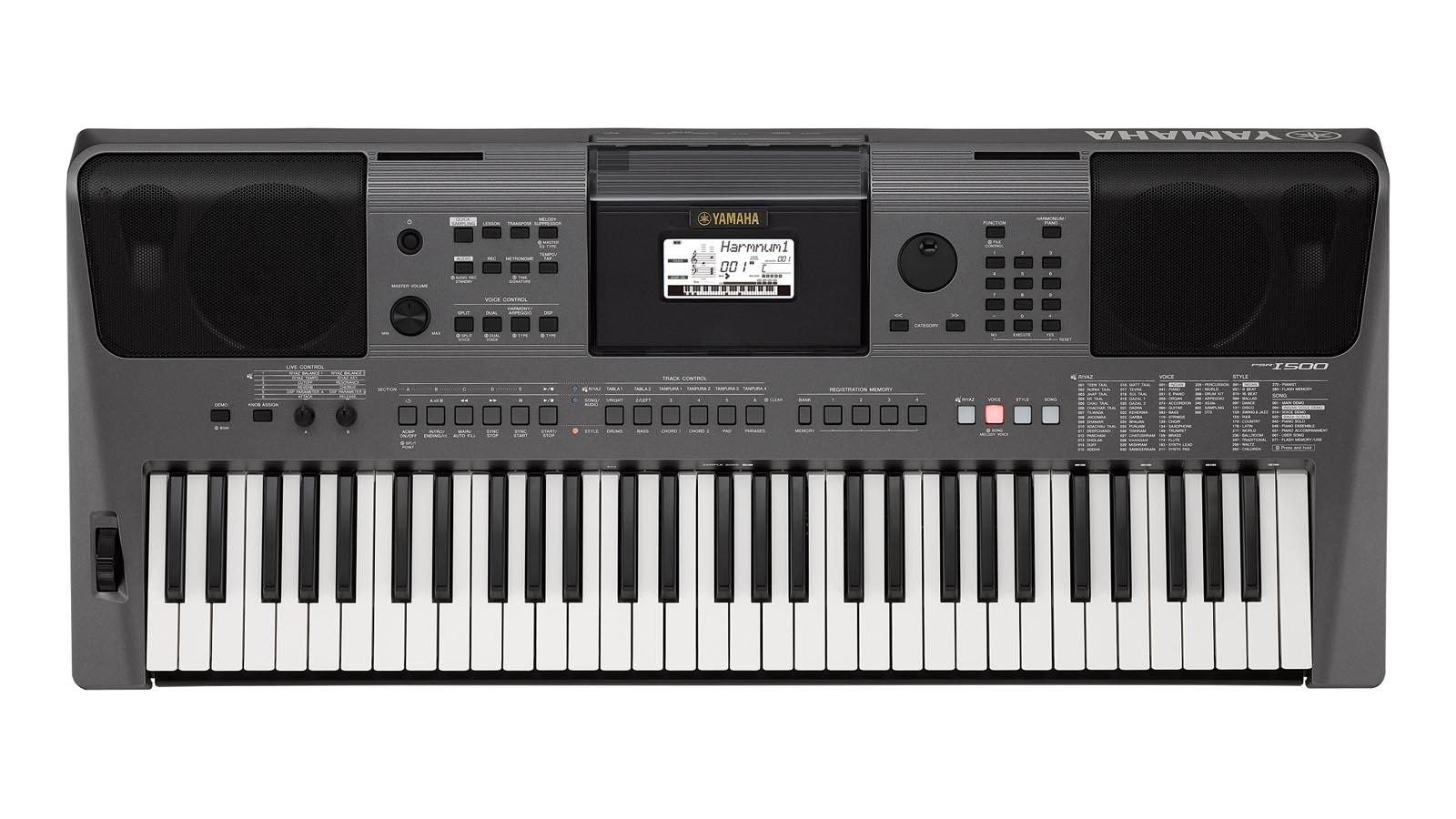 Yamaha PSR-I500 Keyboard