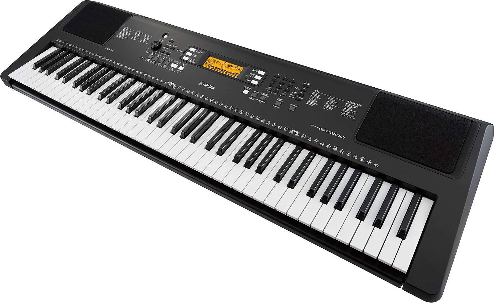 Yamaha PSR-EW300 Keyboard 76 Tasten