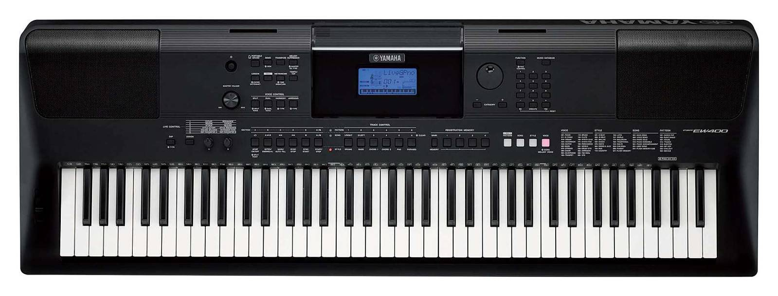 Yamaha Psr  Review