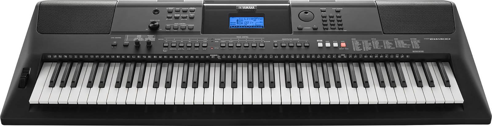 Starter Yamaha Keyboard