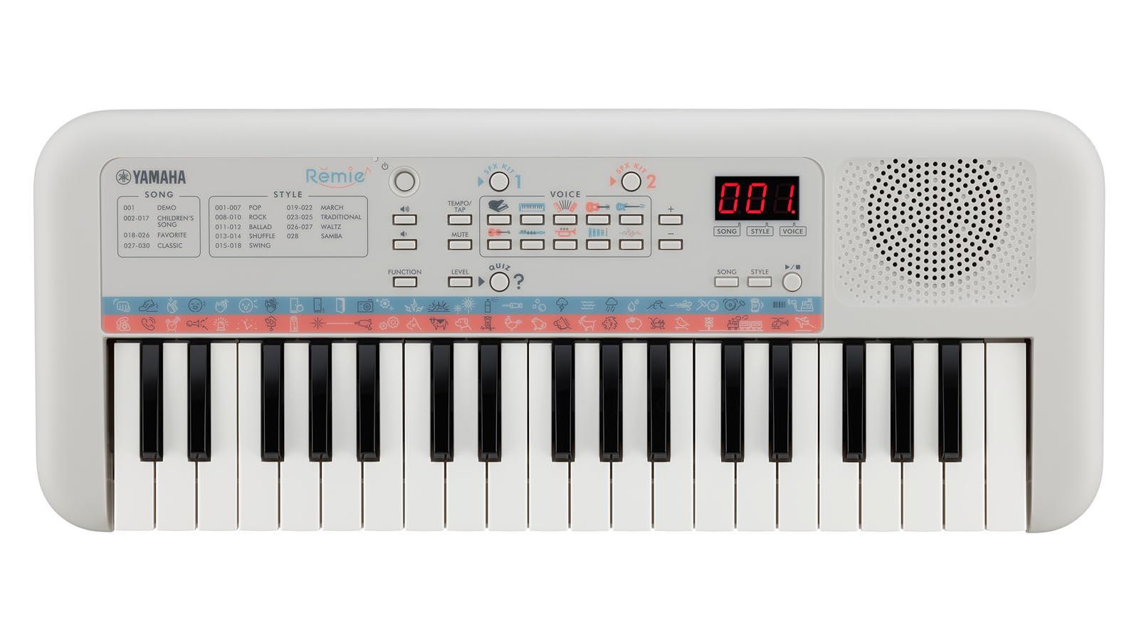Yamaha PSS-E30 Mini Keyboard Remie