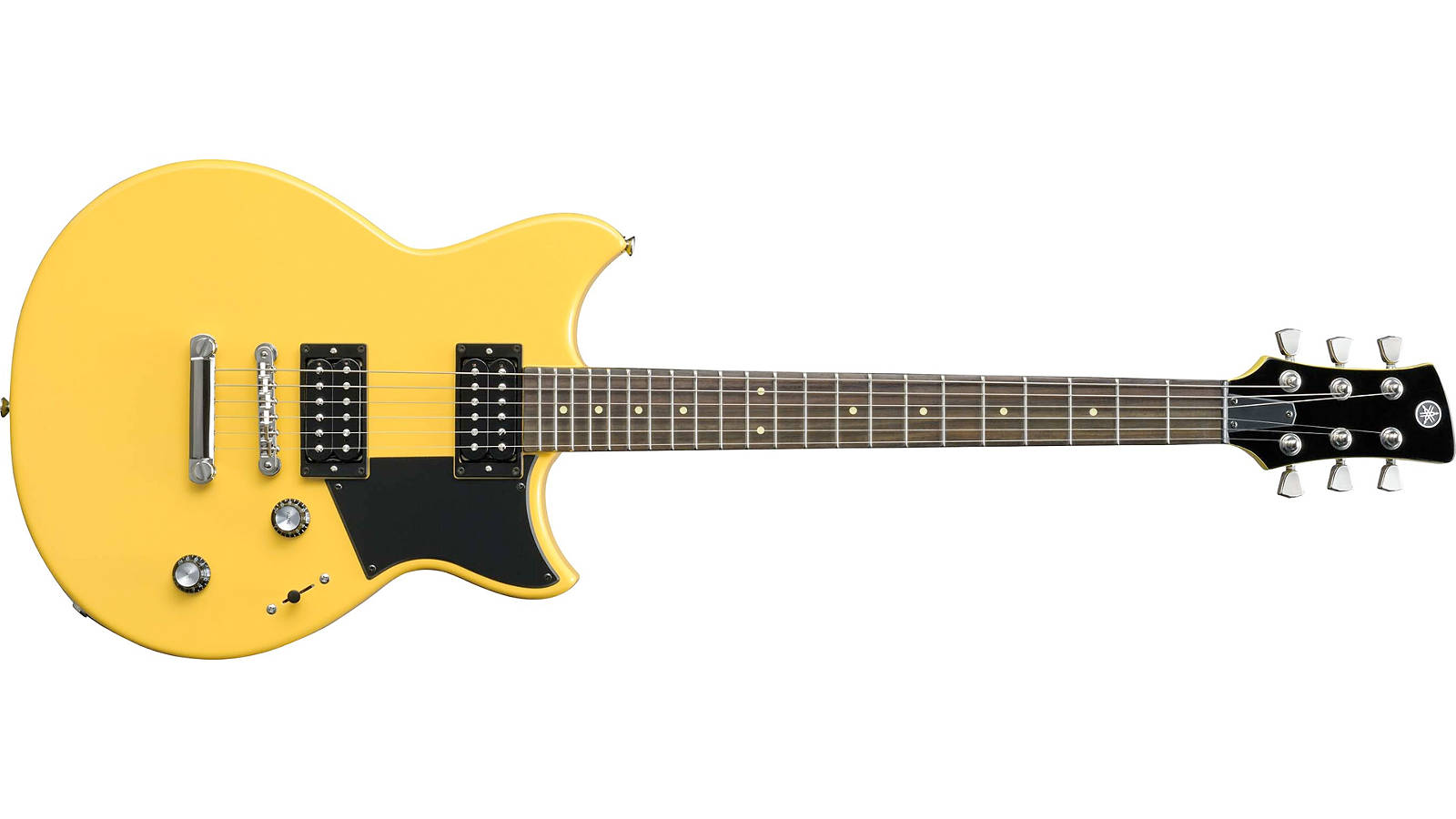 Yamaha RS320 Revstar Stock Yellow