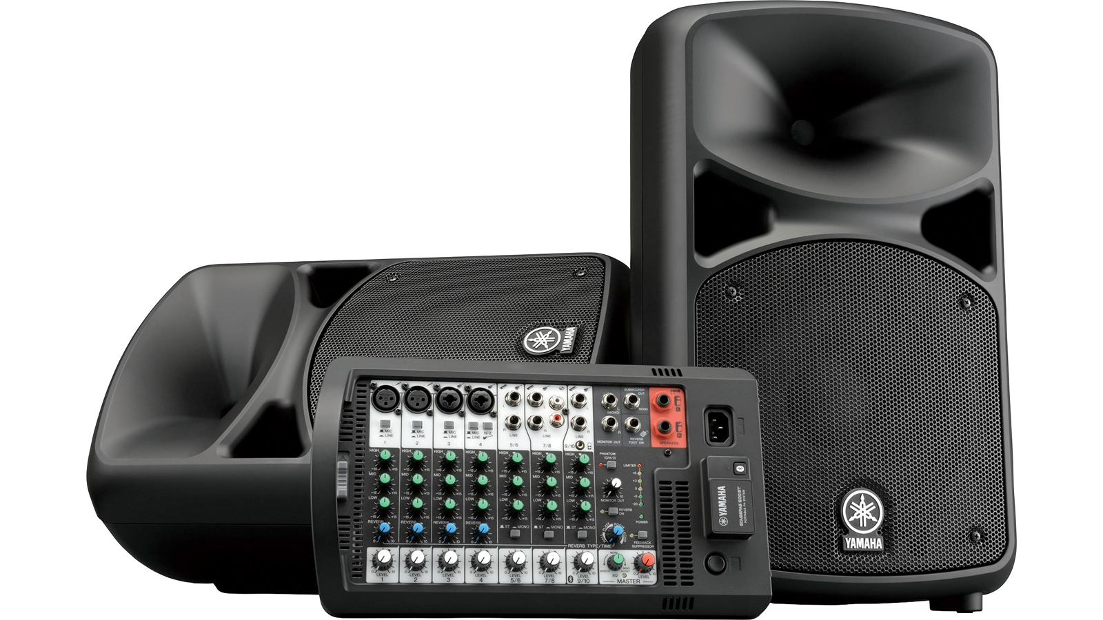 Yamaha STAGEPAS 600BT PA System