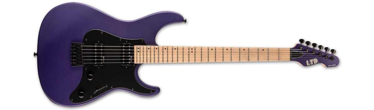 ESP LTD Neuheit E-Gitarre SN200HT
