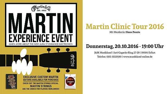 Martin Clinic Tour