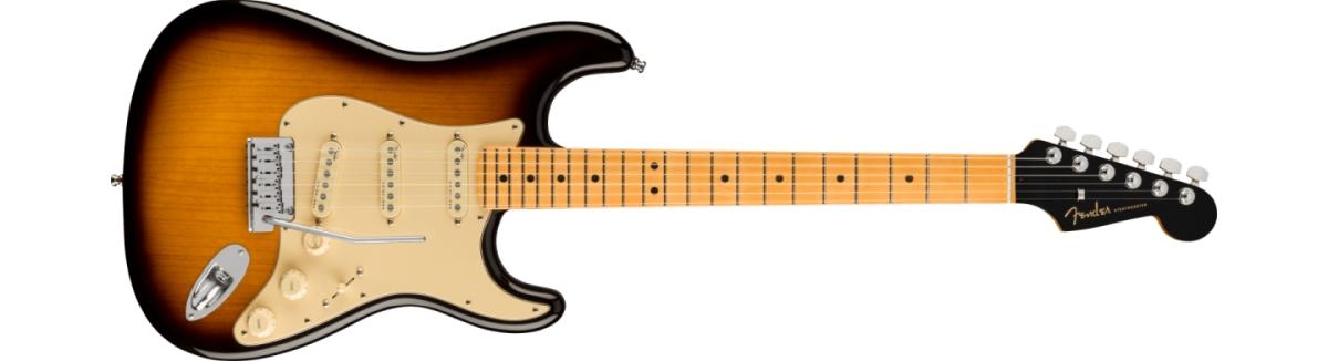 Fender American Ultra Luxe series Stratocaser Telecaster